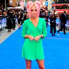 Nicola Hughes attending the European premiere of Valerian and the City of a Thousand Planets at Cineworld in Leicester Square, London