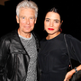 U2 bassist Adam Clayton and his wife, Mariana, have had a baby girl, who they have named Alba. Photo: Starpix