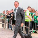 "Rodgers: ""I have always been aware of Celtic's heritage, charitable work and football work. That's what it was in 1888 and is to this day."