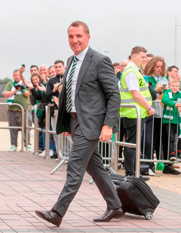 """Rodgers: """"I have always been aware of Celtic's heritage, charitable work and football work. That's what it was in 1888 and is to this day."""