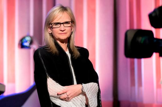 RTÉ director general Dee Forbes will be asked to appear before TDs and senators to explain what RTÉ is doing to tackle concerns over gender pay inequality. Photo: David Conachy
