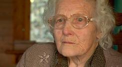 Eva Sutton. Photo: RTE News