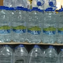 JC Savage's supermarket is selling 5l bottles of water for €1