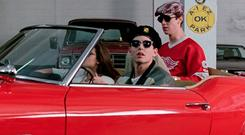 In the cult 1986 film starring Matthew Broderick, a Ferrari belonging to Ferris Bueller's best friend Cameron is destroyed in a crash