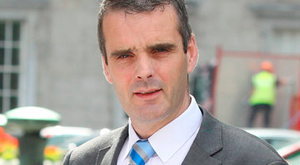 IFA President Joe Healy Picture: Stephen Collins/Collins Photos