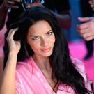 Adriana Lima poses backstage at the annual Victoria's Secret fashion show at Grand Palais on November 30, 2016 in Paris, France. (Photo by Samir Hussein/Samir Hussein/WireImage)