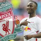 Naby Keita is Liverpool's top target