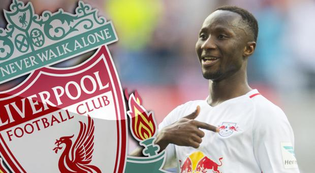 Naby Keita will join Liverpool next season