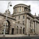 A rapist jailed for 12 years has won his Supreme Court challenge to the constitutionality of a law stopping payment of the State's contributory old age pension to prisoners otherwise from the date of their imprisonment.