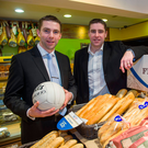 5 February 2013; Marc Ó Sé, left, and Darragh Ó Sé. Barrow Street Eurospar, Dublin. Picture credit: Brian Lawless / SPORTSFILE