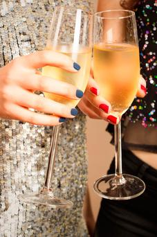 Champagne is the perfect way to celebrate any of life's achievements