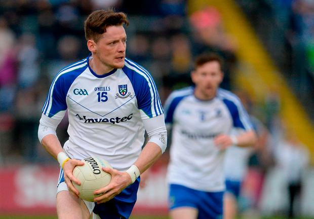 Conor McManus in action for Monaghan. Photo: Oliver McVeigh/Sportsfile