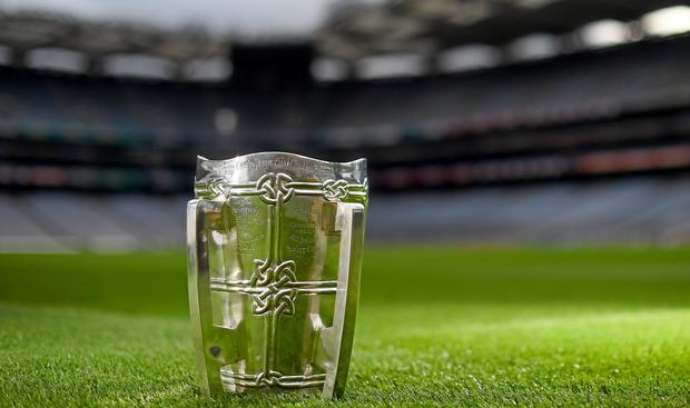 A proposal from the CCCC to create a fifth hurling championship tier and reduce the Liam MacCarthy Cup to just 10 counties has been circulated for consideration. Photo: Paul Mohan/SPORTSFILE