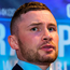 Carl Frampton in attendance during a Press Conference at Europa Hotel, in Belfast. Photo: Sportsfile