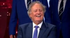 Vincent Browne on his final TV3 show
