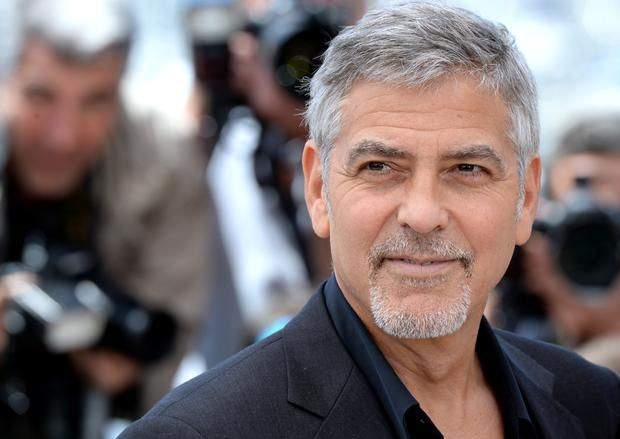 George Clooney attends the 'Money Monster' photocall during the 69th annual Cannes Film Festival at the Palais des Festivals on May 12, 2016 in Cannes, France. (Photo by Anthony Harvey/FilmMagic)