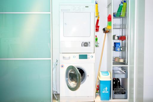 The tumble dryer can have a huge impact on an electricity bill