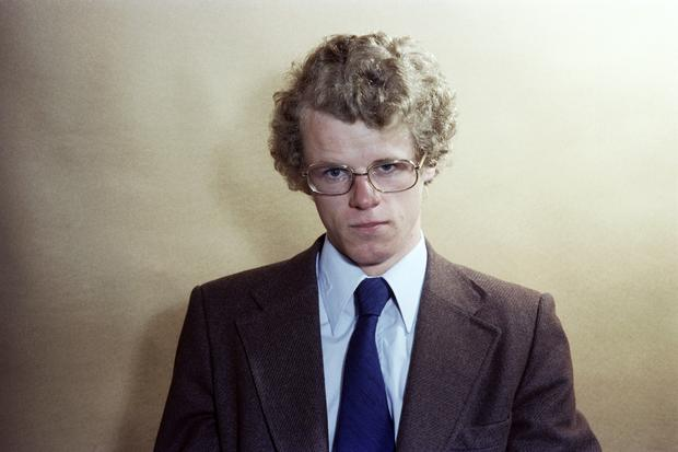 RTÉ broadcaster Cathal Mac Coille (1976) PIC: RTÉ