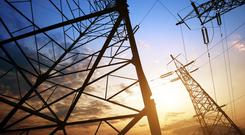 The energy regulator has approved a huge increase in the levy on domestic electricity bills Stock image