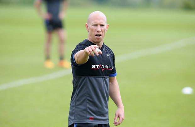 Peter Stringer has returned to Ireland