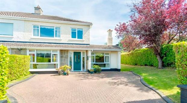 Similar properties on the same road in a south Dublin community have soared in value by €150,000 since late 2014.