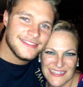 Hollywood actor Jack Reynor and his mother Tara