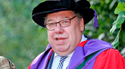 Former Taoiseach Brian Cowen Picture: Gerry Mooney