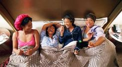 Girls' Trip: People who like in-your-face humour will really enjoy it
