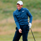 Northern Ireland's Rory McIlroy. Photo: PA Wire