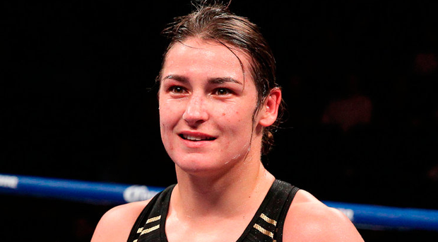 Katie Taylor will fight on Joshua undercard once again