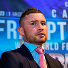 Carl Frampton. Photo by Matt Browne/Sportsfile