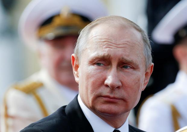 Putin tells US to cut 755 diplomatic jobs