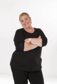 Singer-songwriter, X Factor Semi Finalist Mary Byrne (58). Weight: 18 stone 5.5lbs