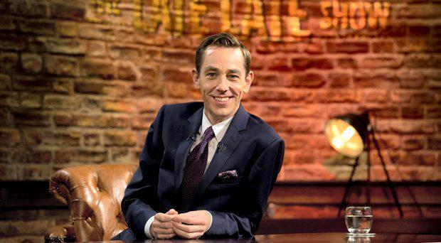 'Late, Late Show' host Ryan Tubridy. Photo: Andres Poveda