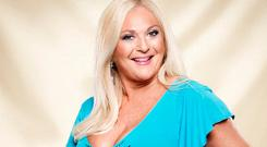 Vanessa Feltz. Photo: PA