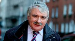 Fianna Fáil TD Willie O'Dea. Photo: Tom Burke