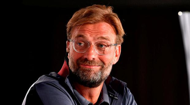 Liverpool manager Juergen Klopp. Photo: Christof Stache/AFP/Getty Images