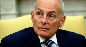 General John Kelly. Photo: AP