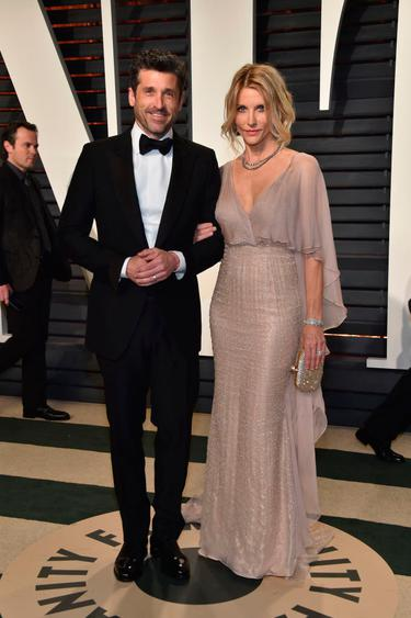 Patrick Dempsey And Wife Jillian Celebrate 18th Wedding Anniversary