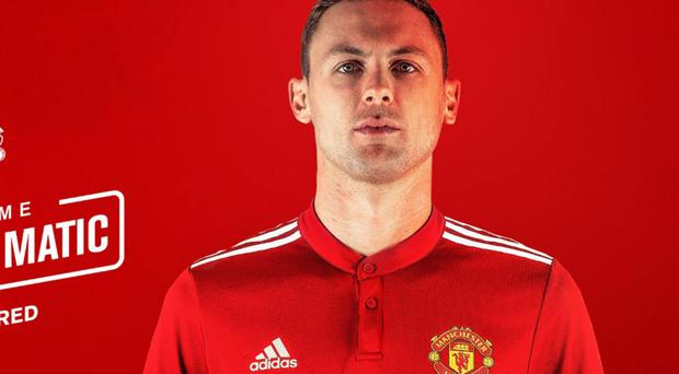Nemanja Matic has joined Manchester United on a three-year deal from Chelsea. Manchester United