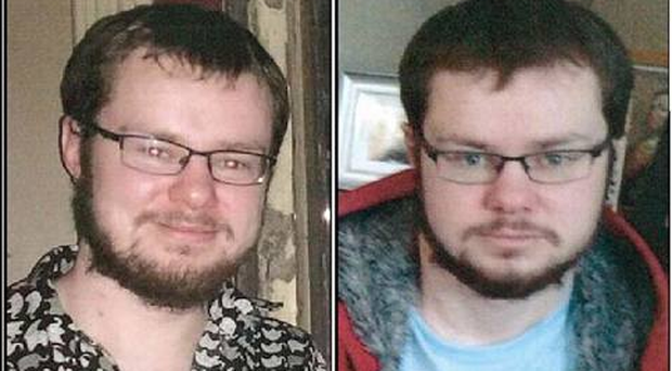 David O'Sullivan (25) last made contact with his family on April 7