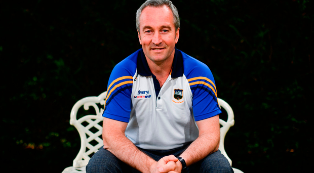 Michael Ryan feels his Tipperary team are 'growing in confidence' but says they have to improve if they are going to beat Galway. Photo: Sportsfile