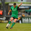 29 April 2017; Marnitz Boshoff of Connacht kicks a penalty during the Guinness PRO12 Round 21 match between Connacht and Scarlets at The Sportsground in Galway. Photo by Diarmuid Greene/Sportsfile