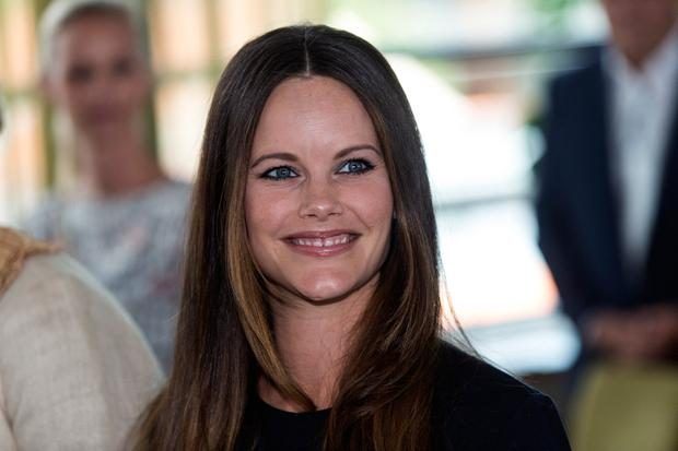 Princess Sofia of Sweden as seen during to the Granslosa Moten's Sustainability and future seminar, 'A Sustainable Tomorrow' on August 2, 2017 in Bastad, Sweden. (Photo by Ole Jensen/Getty Images)