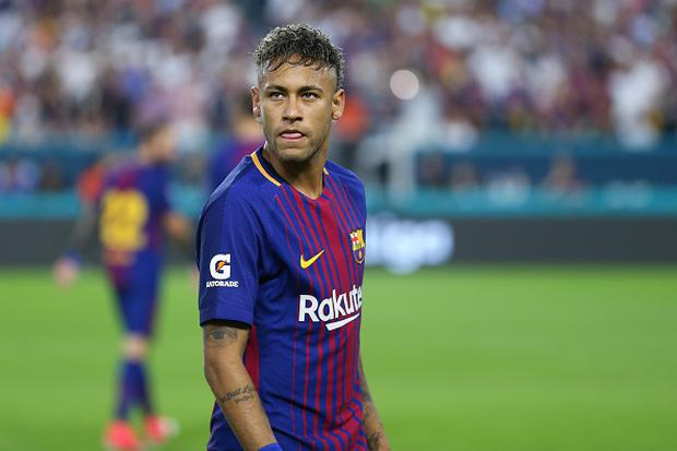 PSG announce world-record signing of Neymar