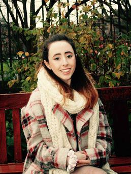 Niamh Herbert (20) asked for the counselling sessions to help her deal with anxiety and depression associated with the neurological condition.