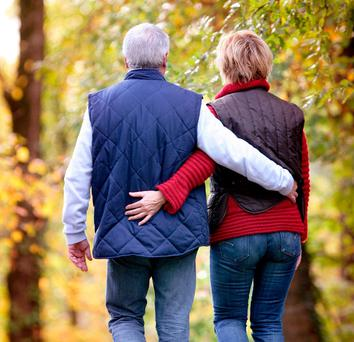 With pensions so badly hit, the family home is one of the few ways older people have of accumulating some degree of security. Photo: Stock