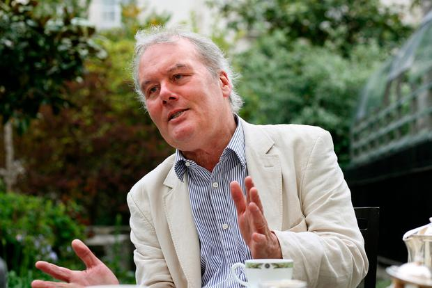 Journalist and author Kevin Myers was sacked by the 'Sunday Times' after the publication of his column. Photo: Tony Gavin