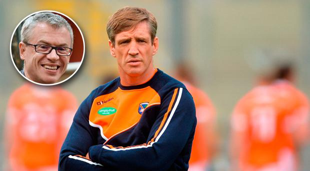 Joe Brolly is still not convinced about Kieran McGeeney as a manager