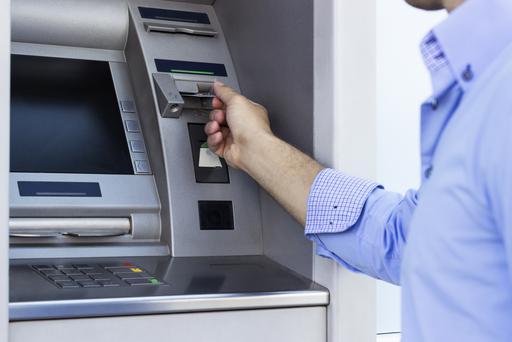 Cash machine Photo: Getty
